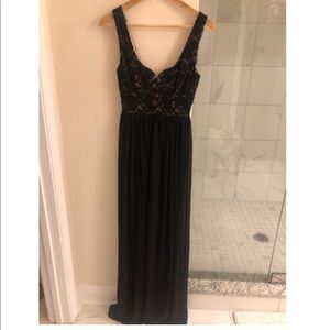 *NEW* Gianni Bini black formal dress
